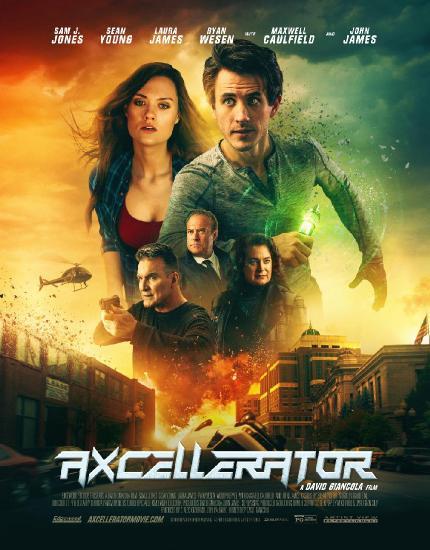 Axcellerator 2020 HDRip XviD AC3-EVO