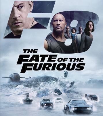 Форсаж 8 / The Fate of the Furious (2017) WEB-DLRip 720p | Open Matte