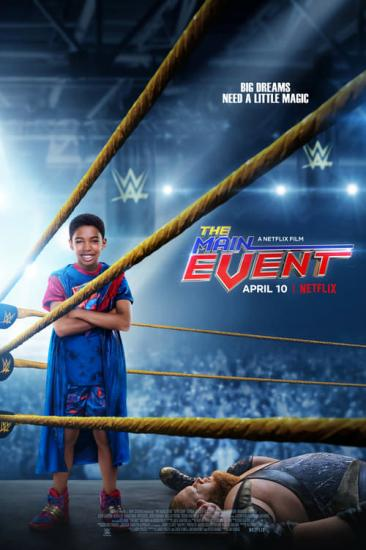 The Main Event (2020) 1080p BluRay x264 5.1-YIFY