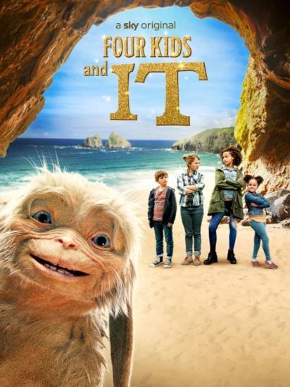 Four Kids And It 2020 720p HDRip X264-EVO