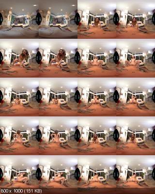 VRHush: Riley Reid (From The Vault: Riley Reid / 30.03.2020) [Oculus Rift, Vive | SideBySide] [2700p]