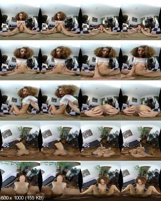 WankzVR: Cecilia Lion (Lion's Den / 07.04.2020) [Samsung Gear VR | SideBySide] [1600p]