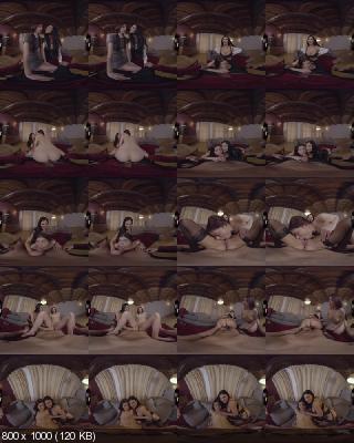 VirtualTaboo: Jasmine Jae, Emily Mayers (Do What We Say, Little Bitch / 03.04.2020) [Oculus Rift, Vive   SideBySide] [3072p]