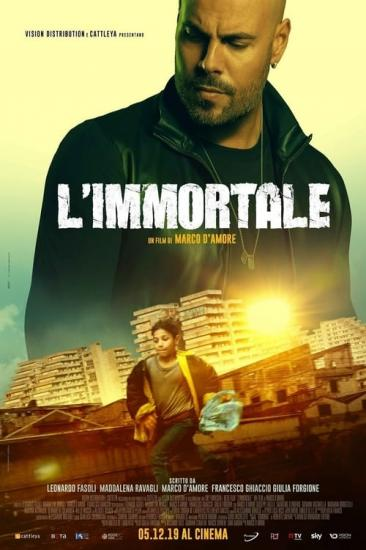 The Immortal (2019) 720p BluRay x264-YIFY