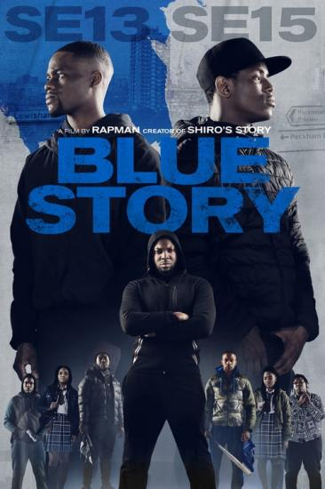 Blue Story 2019 HDRip XviD AC3-EVO