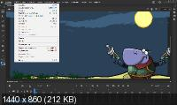 Adobe Animate 2020 20.0.3.25487