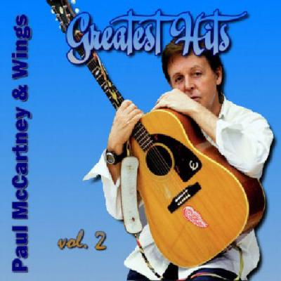Paul McCartney & Wings Greatest Hits Vol 1 & 2 (Unofficial) 2CD Reissue