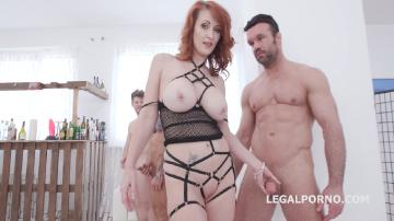 Isabella Lui Fucking Wet 4on1 Beer Festival DP Edition, Balls Deep Anal, Gapes, Pee Drink and Swallow GIO1428 (2020) HD 720p
