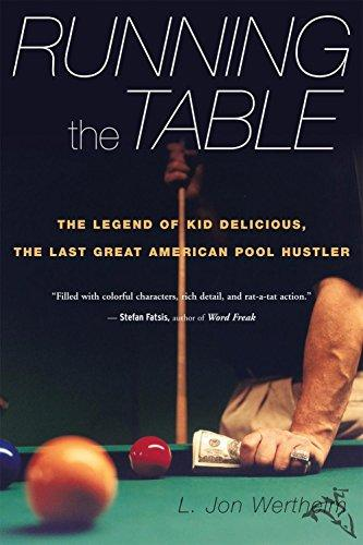 Running the Table by L  Jon Wertheim