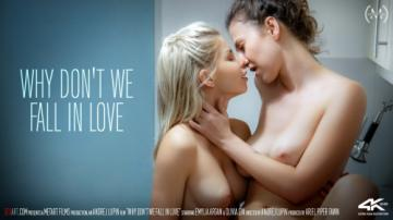 Emylia Argan & Olivia Sin - Why We Don't We Fall In Love (2020) 720p