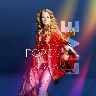 Ana Popovic Live for Live (2020)