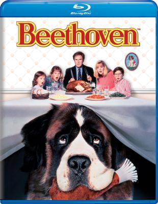 Бетховен / Beethoven (1992) BDRip 1080p