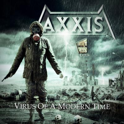 Axxis   Virus of a modern time
