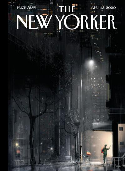 The New Yorker - 13 04 (2020)