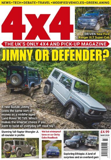 4x4 Magazine UK - March (2020)