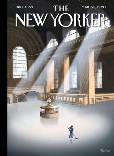 The New Yorker - 30 03 (2020)