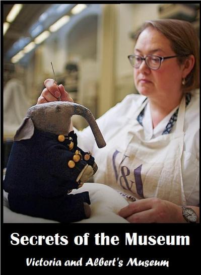 Secrets of the Museum S01E04 INTERNAL XviD-AFG