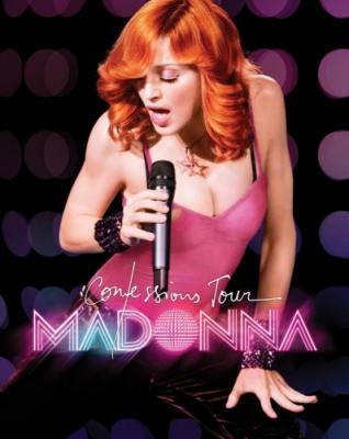Madonna: The Confessions Tour - Live From London (2006) HDTVRip 1080p