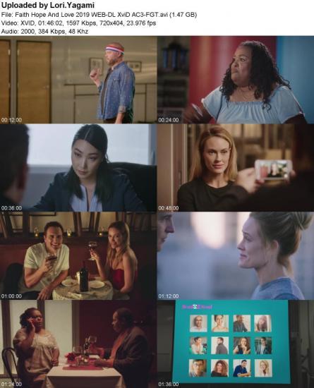 Faith Hope And Love 2019 WEB-DL XviD AC3-FGT