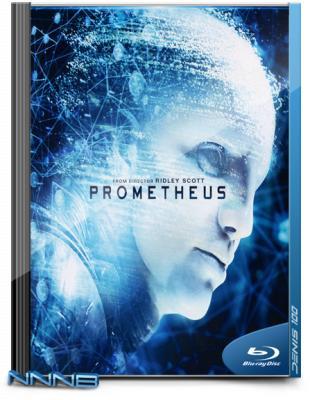 Прометей / Prometheus (2012) BDRip 720p