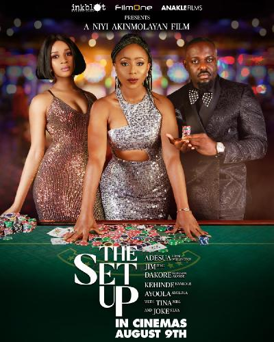 The Set Up 2019 1080p WEBRip x264 AAC-YTS