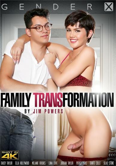 Family Transformation (Jim Powers, Gender X)