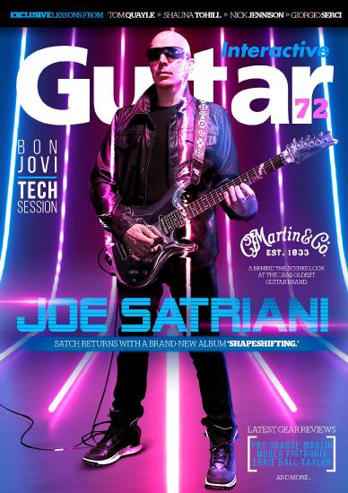 Guitar Interactive - Issue 72 (2020)