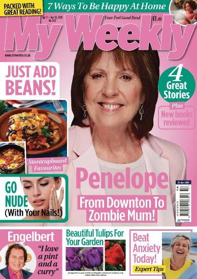 My Weekly  21 April (2020)