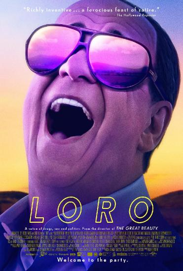 Loro (2018) 720p BluRay [YTS]