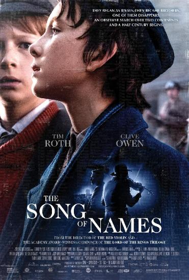 The Song Of Names (2019) 1080p BluRay [5 1] [YTS]
