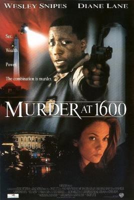 Убийство в Белом доме / Murder at 1600 (1997) HDTVRip 1080p