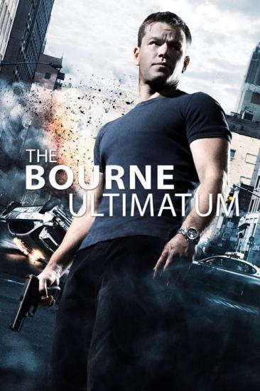 The Bourne Ultimatum 2007 1080p BluRay x265-RARBG
