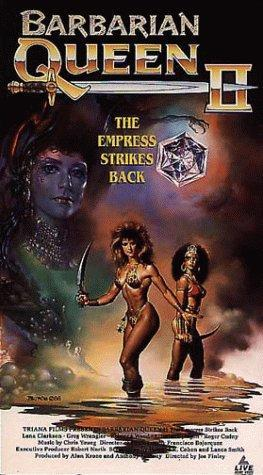 Barbarian Queen II - The Empress Strikes Back (1990) UNRATED 480p DVDRip [Dual Audio] [Hindi+Engl...