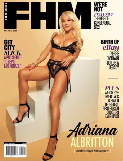 FHM South Africa - March (2020)