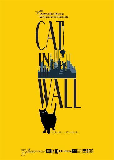 Cat in the Wall 2020 HDRip XviD AC3-EVO