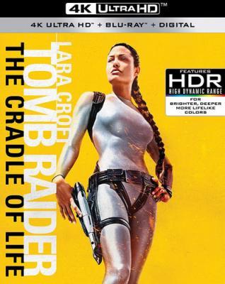 Лара Крофт: Расхитительница гробниц 2 / Lara Croft Tomb Raider: The Cradle of Life (2003) BDRip 1080p