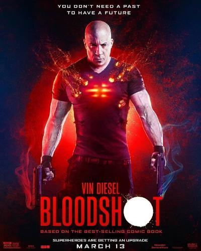 Bloodshot 2020 720p BluRay x264-NeZu