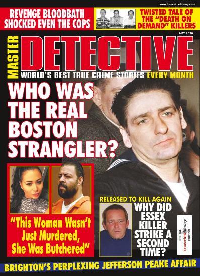 Master Detective - May (2020)