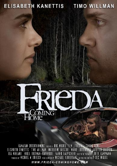 Frieda Coming Home 2020 720p WEB-DL XviD AC3-FGT
