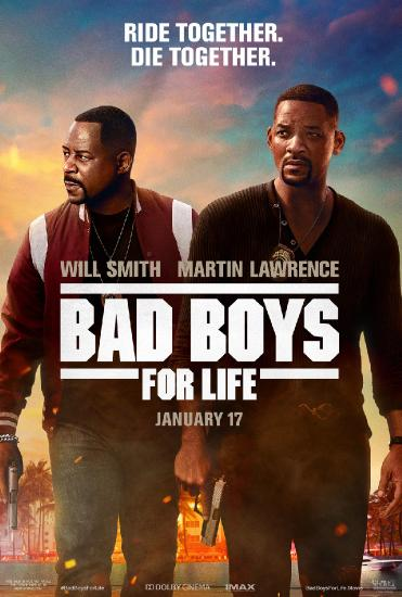 Bad Boys for Life (2020) 720p BluRay x264 [Multi Audio][Hindi+Telugu+Tamil+ English]