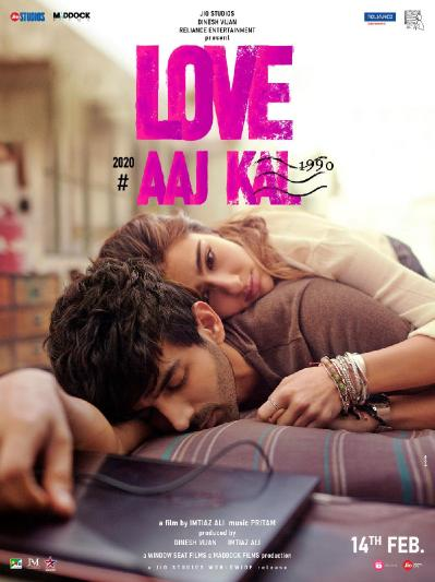 Love Aaj Kal (2020) 1080p WEB-DL x264 DD5 1-Bollywooda2z