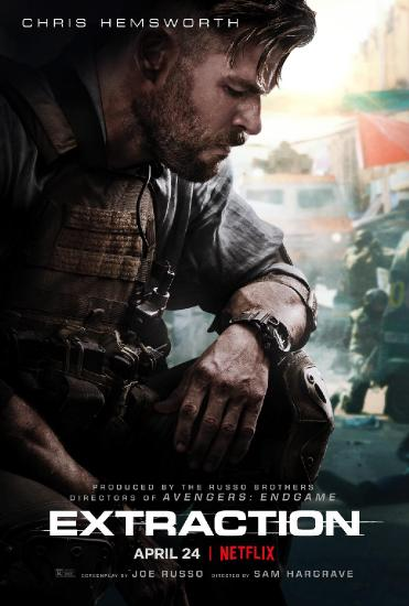 Extraction (2020) 2160p HDR 5 1 x265 10bit