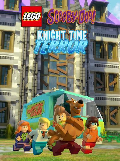 LEGO Scooby Doo Knight Time Terror (2015) 1080p 5 1 - 2 0 x264