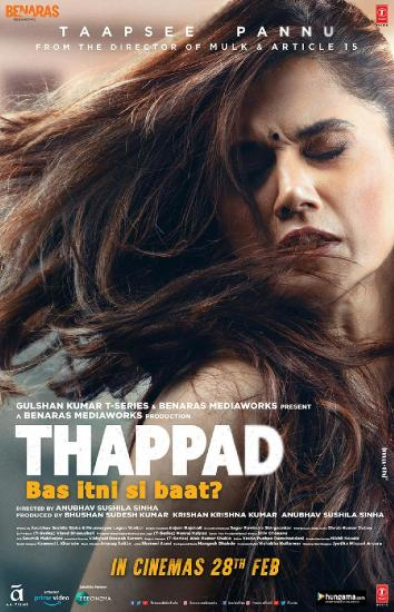 Thappad (2020) -1080p- -WEBRip- -5 1- -YTS-