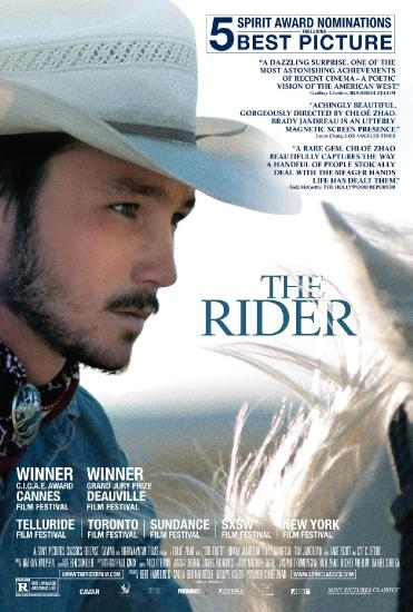 The Rider 2017 PROPER 1080p BluRay H264 AAC-RARBG
