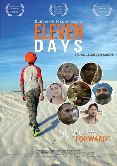 Eleven Days 2018 WEBRip XviD MP3-XVID