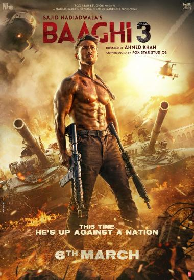 Baaghi 3 (2020) 4K UHD WEB-HD H264 TrueHD 5 1-DUS Exclusive
