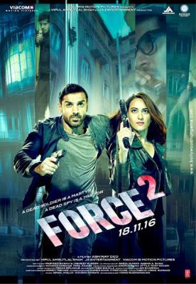 Спецотряд «Форс» 2 / Force 2 (2016) WEBRip 1080p