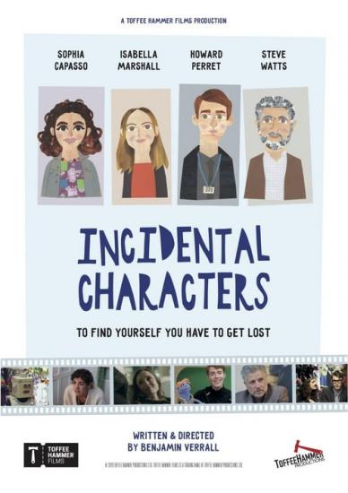 Incidental Characters 2020 720p WEBRip 800MB x264-GalaxyRG