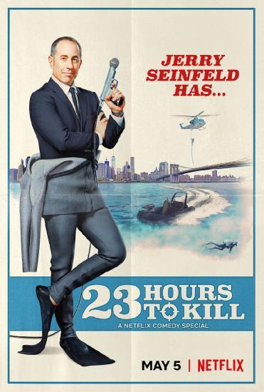 Jerry Seinfeld 23 Hours To Kill 2020 WEBRip XviD MP3-XVID